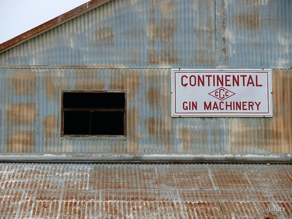 Cotton Gin by garytx