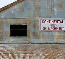 Cotton Gin by garytx