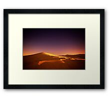 Arabian Night Framed Print