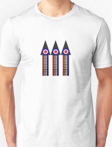 Three Arrows Unisex T-Shirt