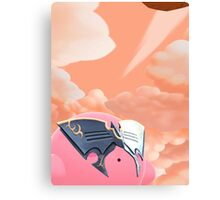 Kirby Lucina Canvas Print