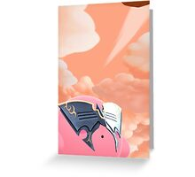 Kirby Lucina Greeting Card