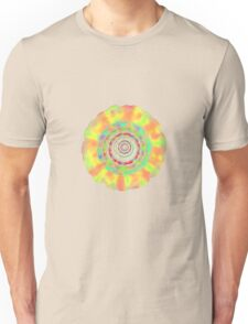 Psychedelic Flower T-Shirt Unisex T-Shirt