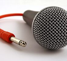 Microphone by bobubble