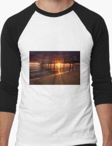 Grateful to see another sunrise - Sorrento, Mornington Peninsula Men's Baseball ¾ T-Shirt