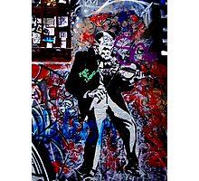 Melbourne Graffiti - Fitzroy II Photographic Print