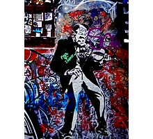 Melbourne Graffiti - Fitzroy II Photographic Print