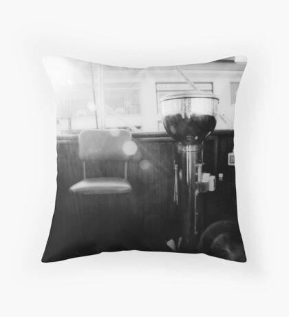 The Esmeralda Captains Chair Throw Pillow