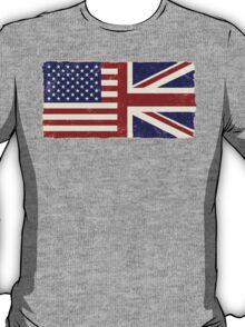 Anglo American Flag T-Shirt