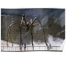 SpiderTalkingMan Poster