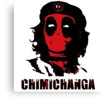 Deadpool Che Canvas Print