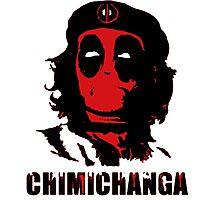 Deadpool Che Photographic Print