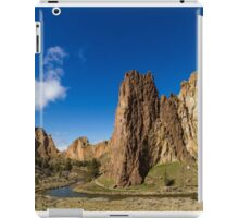 Smith Rock, Oregon iPad Case/Skin