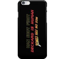 The way things are meant to be iPhone Case/Skin