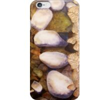 Upon Reflection, things are different iPhone Case/Skin