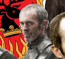 Stannis the Mannis Sticker