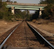Railroad and Brige by ceramicmatt