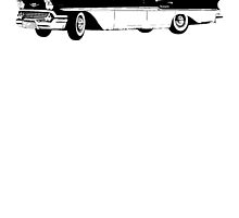 1958 Chevrolet Biscayne by garts