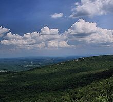 Blue Skies Green Hills by BOLLA67