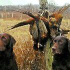 Hunting Painting by jpgilmore