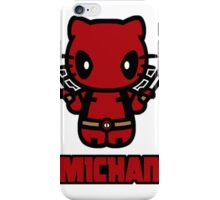 Deadpool Kitty iPhone Case/Skin