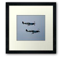 Supermarine Spitfire Mk IX Framed Print