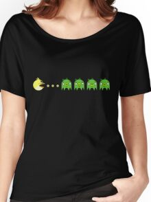 Angry Birds Pac-Man Women's Relaxed Fit T-Shirt