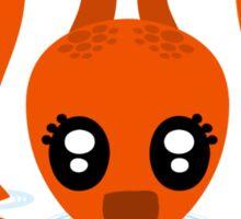 Devilfish Sticker