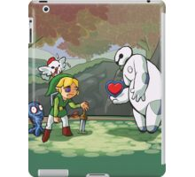 Heart for the Hero iPad Case/Skin