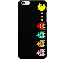 Angry Birds Pac-Man 2 iPhone Case/Skin