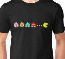 Angry Birds Pac-Man 2 Unisex T-Shirt