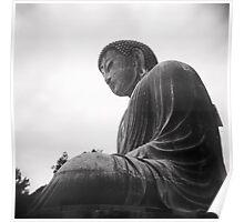 kamakura buddha Poster