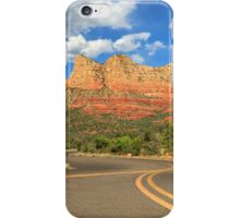 The Road To Sedona iPhone Case/Skin