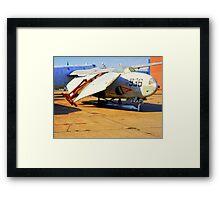Grounded 936 Framed Print