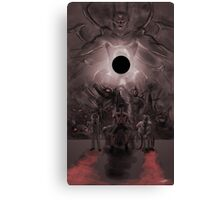 Nocturne Hitoshura with Lucifer Canvas Print