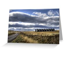 Prairie Road Greeting Card