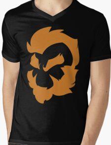 BOWZ-1 Mens V-Neck T-Shirt