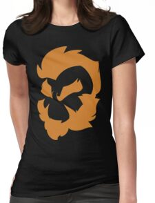 BOWZ-1 Womens Fitted T-Shirt