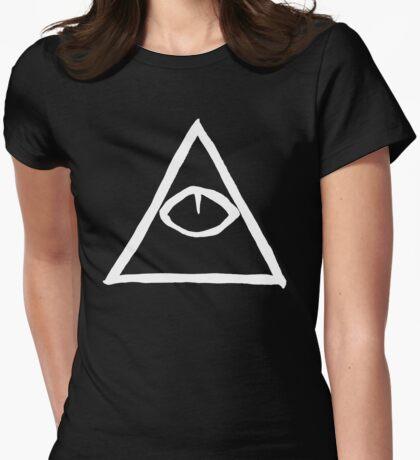 illuminary Womens Fitted T-Shirt