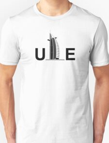 Uni Arab Emirates Unisex T-Shirt