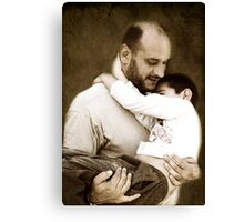 Dad Canvas Print
