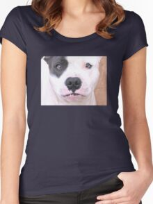 I Am NOT Crosseyed!! Women's Fitted Scoop T-Shirt