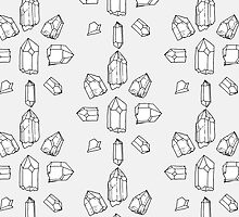 crystal collection by HiddenStash