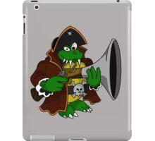 """""""The Kaptain"""" iPad Case/Skin"""