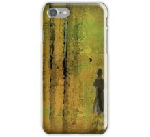 Lady of the Forest iPhone Case/Skin