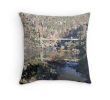 Cataract Gorge - Launceston, Tasmania Throw Pillow