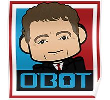 Rand Paul Politico'bot Toy Robot 3.0 Poster