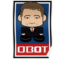 Rand Paul Politico'bot Toy Robot 2.0 Poster
