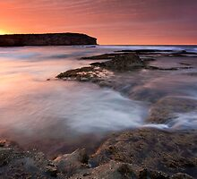 Pennington Bay Sunrise by DawsonImages