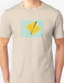 A Deaf Child Must Fail T-Shirt